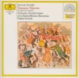 DVORAK - Kubelik - Huit danses slaves op.72, version pour orchestre B.14