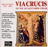 LISZT - Lynch - Via Crucis S.53