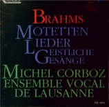 Lieder, Motets et chants sacrés