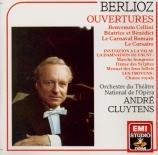 BERLIOZ - Cluytens - Le carnaval romain op.9