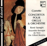 CORRETTE - Saorgin - Concerto pour orgue et six instruments n°1