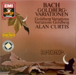 BACH - Curtis - Variations Goldberg, pour clavier BWV.988