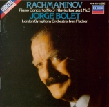 RACHMANINOV - Bolet - Concerto pour piano n°3 en ré mineur op.30