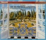 BACH - I Musici - Concertos brandebourgeois BWV 1046-1051