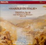 BERLIOZ - Davis - Harold en Italie op.16