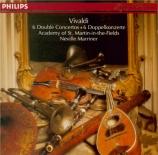 VIVALDI - Marriner - Concerto pour deux trompettes (ou deux hautbois), c