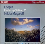 CHOPIN - Magaloff - Douze études pour piano op.10