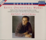 RAVEL - Rogé - Oeuvres orchestrales (intégrale)