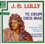 LULLY - Paillard - Te Deum