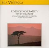 RIMSKY-KORSAKOV - Stokowski - Shéhérazade op.35