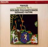 MAHLER - Haitink - Symphonie n°5