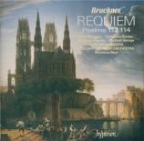 BRUCKNER - Best - Requiem en ré mineur WAB 39