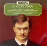 GLAZUNOV - Rozhdestvensky - Symphonie n°2 op.16
