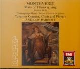 Monteverdi et ses contemporains
