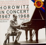 BEETHOVEN - Horowitz - Sonate pour piano n°28 op.101
