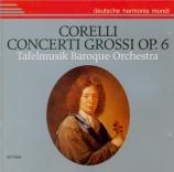 6 Concerti Grossi op.6