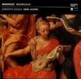 MARENZIO - Jacobs - Madrigaux