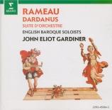RAMEAU - Gardiner - Dardanus : suite