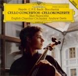 HAYDN - Haimovitz - Concerto pour violoncelle et orchestre n°1 en do maj