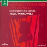 TRIEBENSEE - Minkowski - Arrangement pour vents de 'Don Giovanni' de Moz