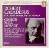 MOZART - Casadesus - Concerto pour piano et orchestre n°23 en la majeur