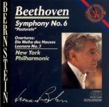 BEETHOVEN - Bernstein - Symphonie n°6 op.68 'Pastorale'