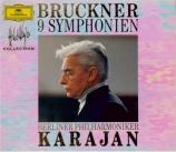 BRUCKNER - Karajan - Symphonie n°4 en mi bémol majeur WAB 104