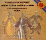MEYERBEER - Lewis - Le prophète