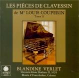 Pièces pour le clavecin Vol.2