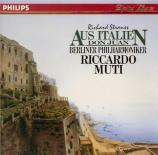 STRAUSS - Muti - Don Juan, pour grand orchestre op.20