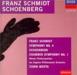SCHMIDT - Mehta - Symphonie n°4
