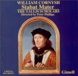CORNYSH - Phillips - Stabat Mater