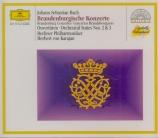 BACH - Karajan - Concertos brandebourgeois BWV 1046-1051