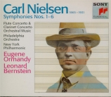 NIELSEN - Ormandy - Symphonies (intégrale)