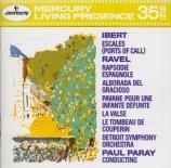RAVEL - Paray - Rapsodie espagnole, pour orchestre