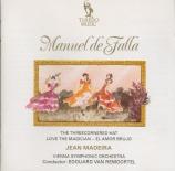 FALLA - Van Remoortel - El sombrero de tres picos (Le tricorne)