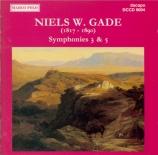 GADE - Schonwandt - Symphonie n°3 op.15