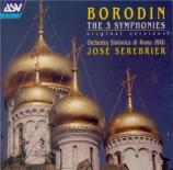 BORODINE - Serebrier - Symphonie n°1