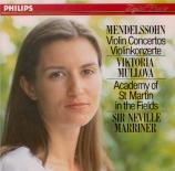 MENDELSSOHN-BARTHOLDY - Mullova - Concerto pour violon et orchestre en m