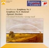 BEETHOVEN - Szell - Symphonie n°1 op.21