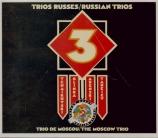 Trios russes avec piano