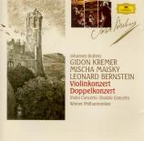 BRAHMS - Kremer - Concerto pour violon et orchestre en ré majeur op.77