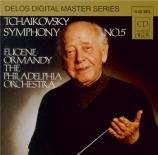 TCHAIKOVSKY - Ormandy - Symphonie n°5 en mi mineur op.64