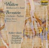 WALTON - Shaw - Belshazzar's Feast