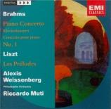BRAHMS - Weissenberg - Concerto pour piano n°1 op.15