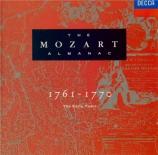 Mozart almanach 1761 / 1770 Vol.1