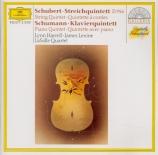 SCHUBERT - LaSalle Quartet - Quintette à cordes à deux violoncelles en d