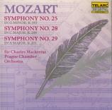 MOZART - Mackerras - Symphonie n°25 en sol mineur K.183 (K6.173dB)