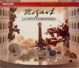 MOZART - Hager - La finta giardiniera (La fausse jardinière), opéra bouf Vol.33