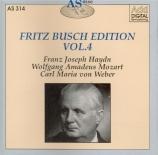 HAYDN - Busch - Symphonie n°88 en do majeur Hob.I:88 live Danish Radio